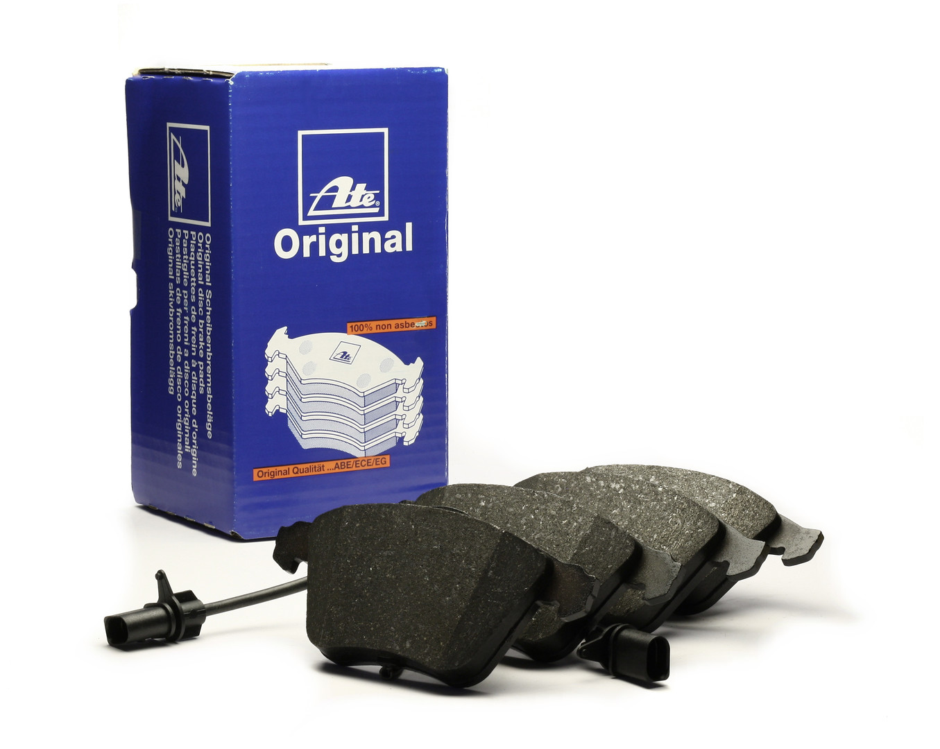 13.0460-7110.2 - Brake Pad Set, disc brake