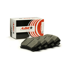 Abe brake system disc brake brake pad set general