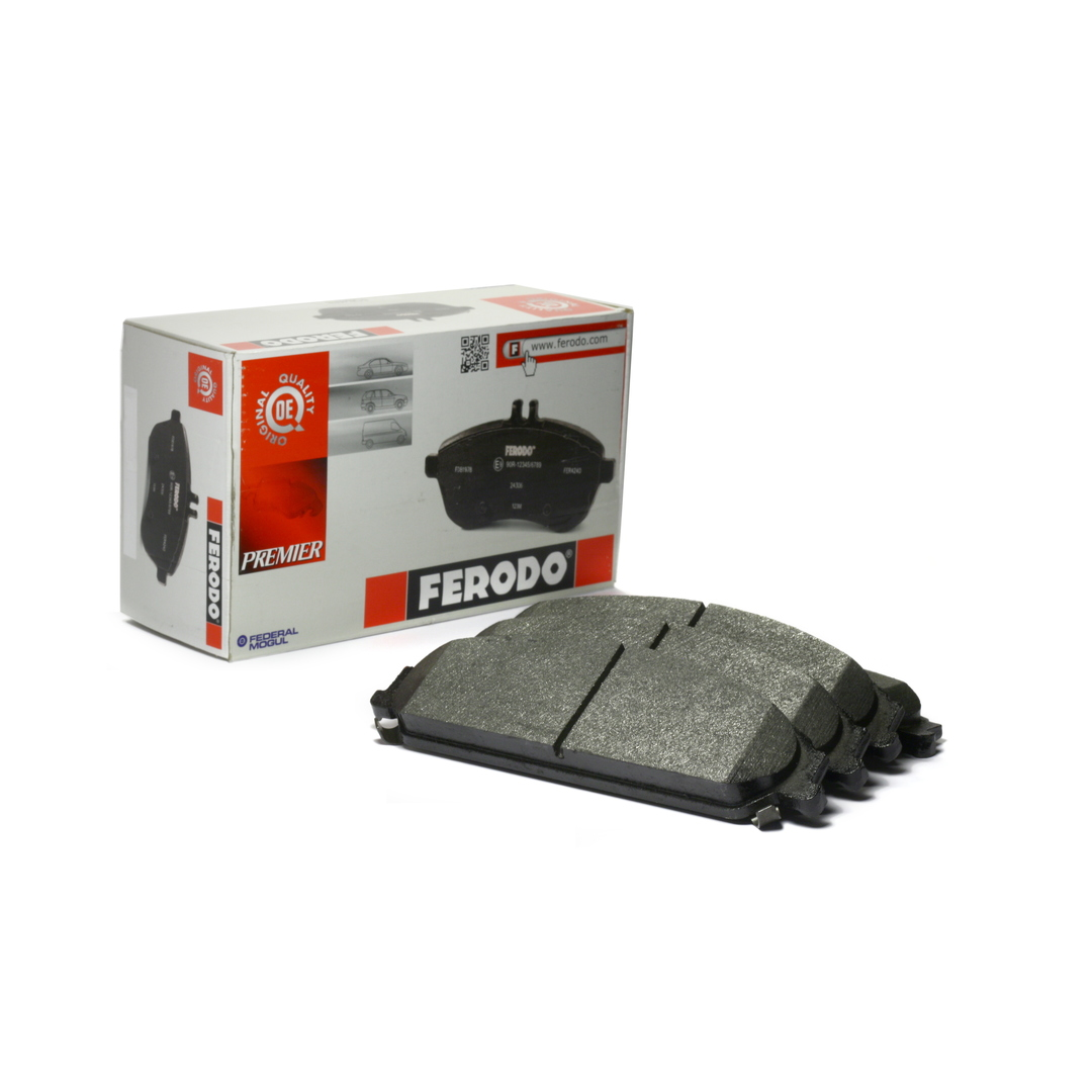 FDB1378 - Brake Pad Set, disc brake