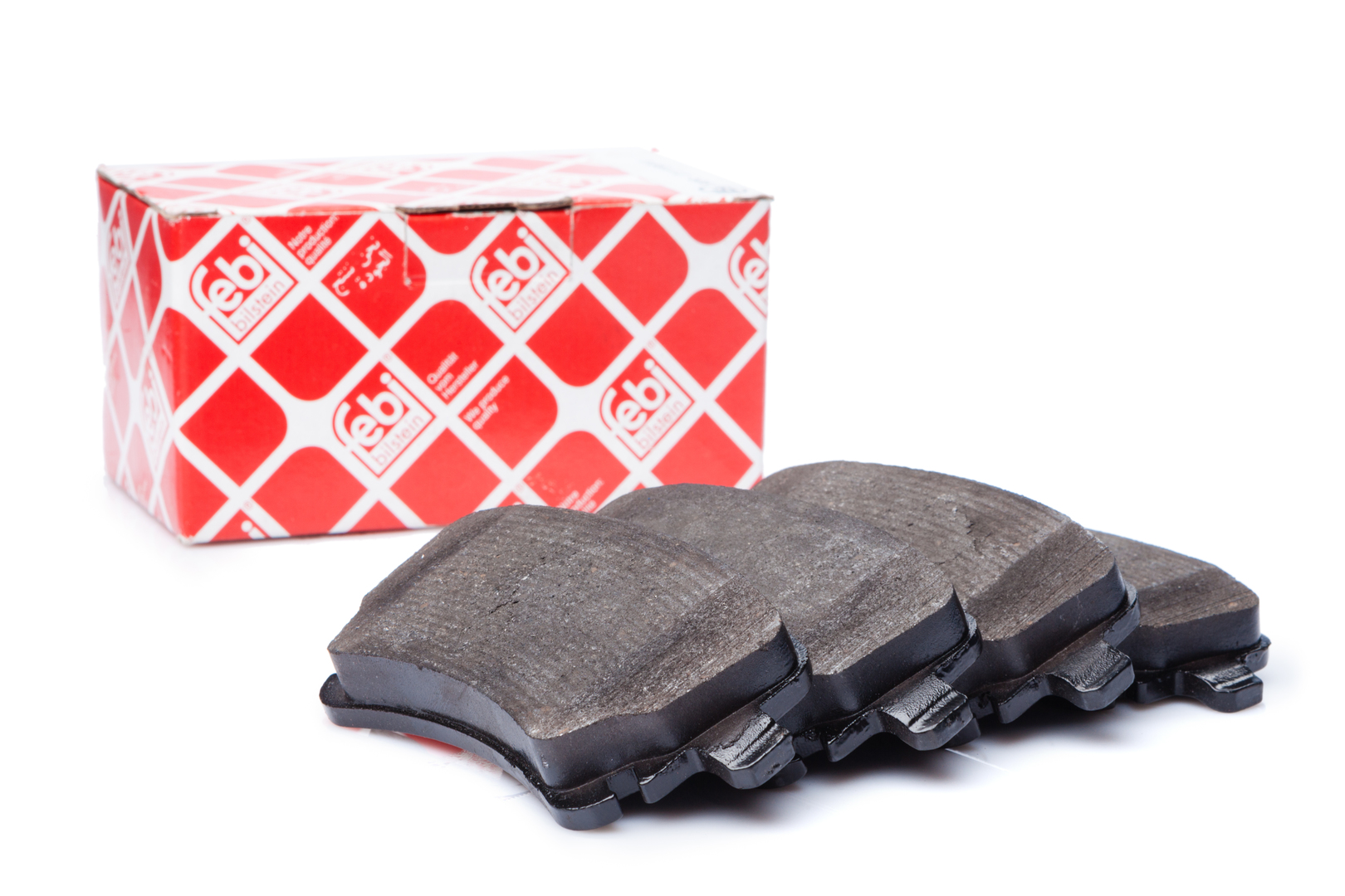 16561 - Brake Pad Set, disc brake