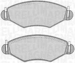 363916060201 - Brake Pad Set, disc brake