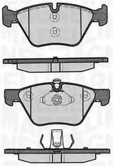 363916060160 - Brake Pad Set, disc brake