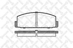 190 030B-SX - Brake Pad Set, disc brake