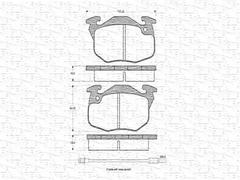 430216170214 - Brake Pad Set, disc brake