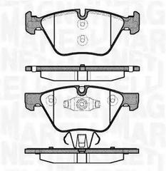 363916060507 - Brake Pad Set, disc brake