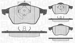 363916060260 - Brake Pad Set, disc brake