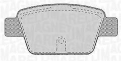 363916060125 - Brake Pad Set, disc brake