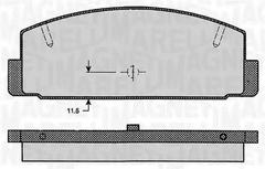 363916060294 - Brake Pad Set, disc brake