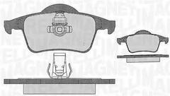 363916060543 - Brake Pad Set, disc brake