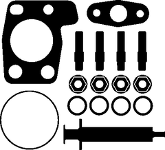 430.160 - Mounting Kit, charger