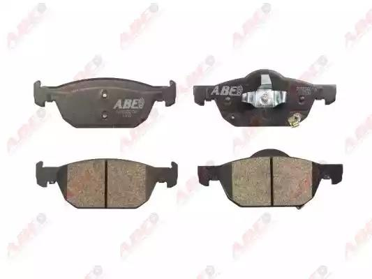 C14055ABE - Brake Pad Set, disc brake