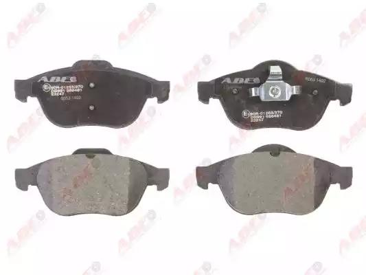C1R020ABE - Brake Pad Set, disc brake