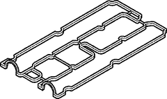 010.370 - Gasket, cylinder head cover