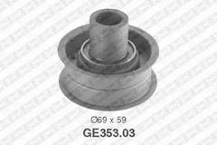 GE353.03 - Deflection/Guide Pulley, timing belt
