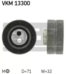 VKM 13300 - Tensioner Pulley, timing belt