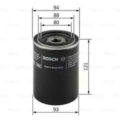 15208HC253 ASAKASHI OIL FILTER 4JG2 4JB1 T TWIN