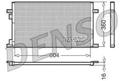 DCN23019 - Condenser, air conditioning