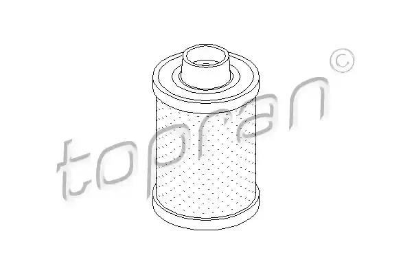 Glass Fuel Filter