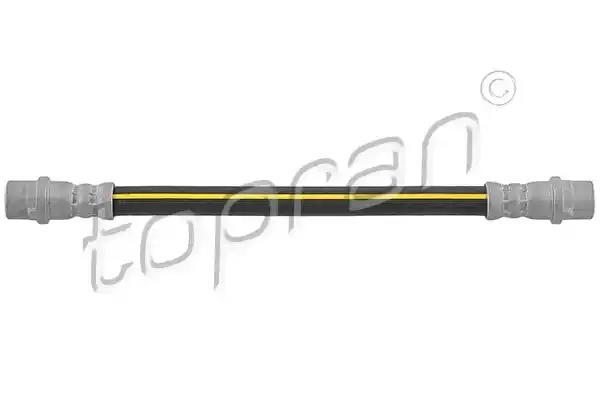 FEBI 14048 Brake Hose Rear Axle left or right