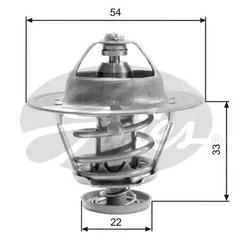 TH22682G1 - Thermostat, coolant