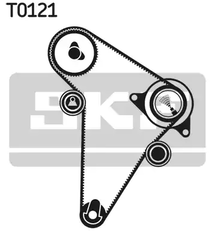 VKMA 03300 - Timing Belt Set